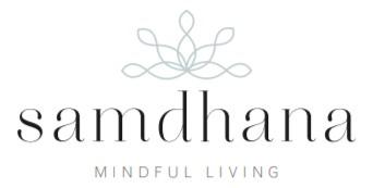 Samdhana mindful living